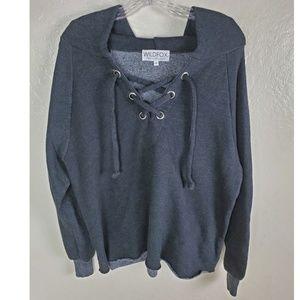WILDFOX  Coutour Hutton Sweatshirt S